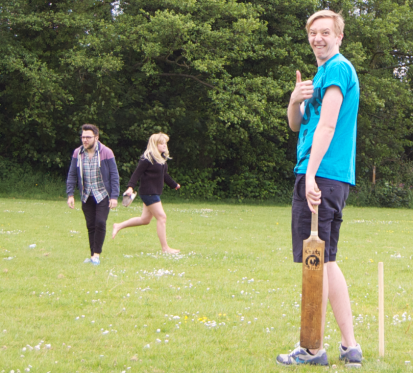 Joe 'lo Fi' Smith approaches his innings with the gravitas it deserves