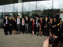 BA Graphic Communication, Graduation 2012