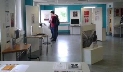 BA Graphic Communication 2nd Year show 2013