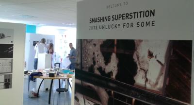Smashing Superstition