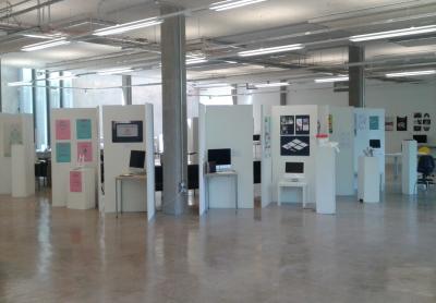 BA Graphics Summer Show 2014