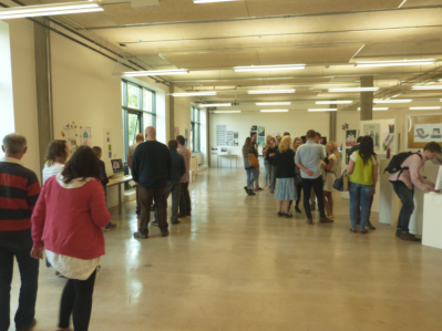 BA Graphics Summer Show 2014