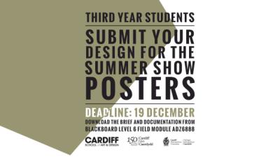 CSAD Poster Design competition