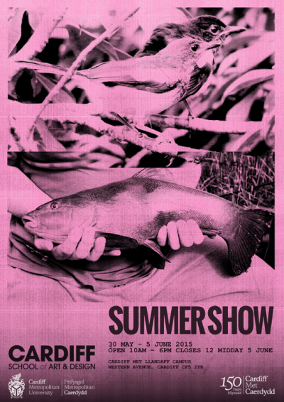 Cardiff School of Art and Design Summer Show 2015