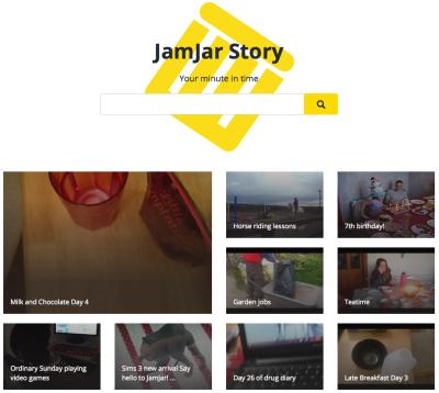 Jam Jar Project